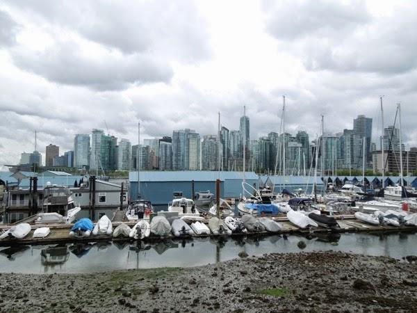 Stanley Park Coal Harbour Vancouver
