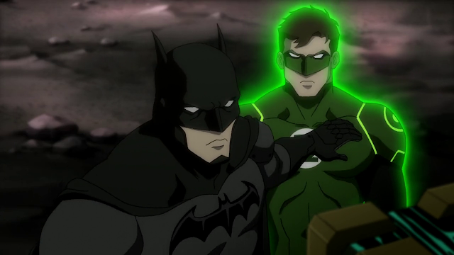 Justice League: War (2014) Full Movie [English-DD5.1] 720p BluRay ESubs Download