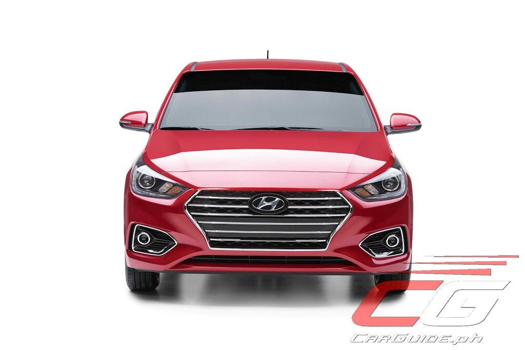 The 2018 Hyundai Accent Looks Like a Mini Elantra (w/ 13