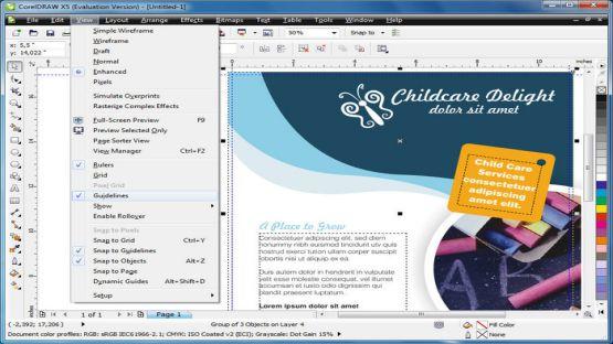 Corel Draw Graphics Suite Version_12 1