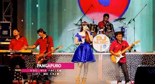 Lirik Lagu Pangapuro - Via Vallen
