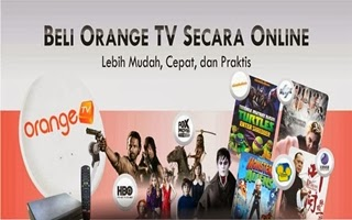 Promo Orange TV Bali September 2014