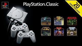 PlayStation Classic: Ανακοινώθηκε η λίστα των προεγκατεστημένων τίτλων