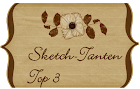 Top 3 Sketch Tanten 09/18