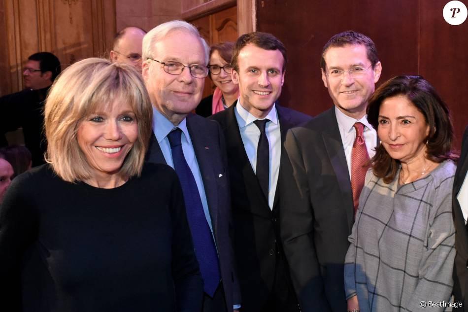 Call Me Jorge Emmanuel Macron Shills For His Masters