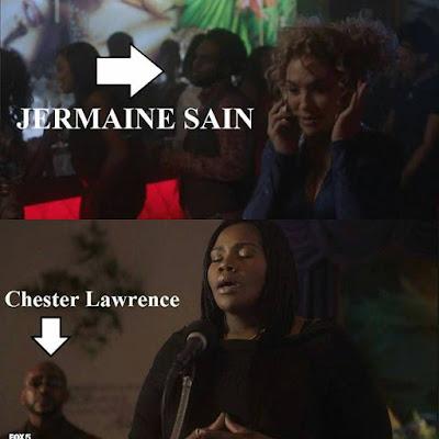 Jermaine Sain in Star on Fox