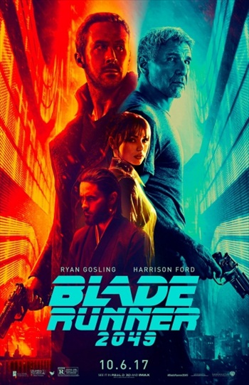 Blade Runner 2049 (2017) English CAMRip 700MB