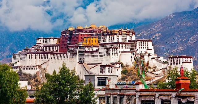Palau de Potala Lhasa