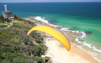 Wallpaper: Paragliders 2013
