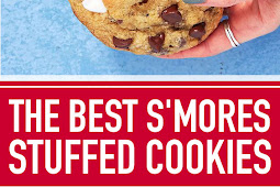 The Best S'Mores Stuffed Cookies