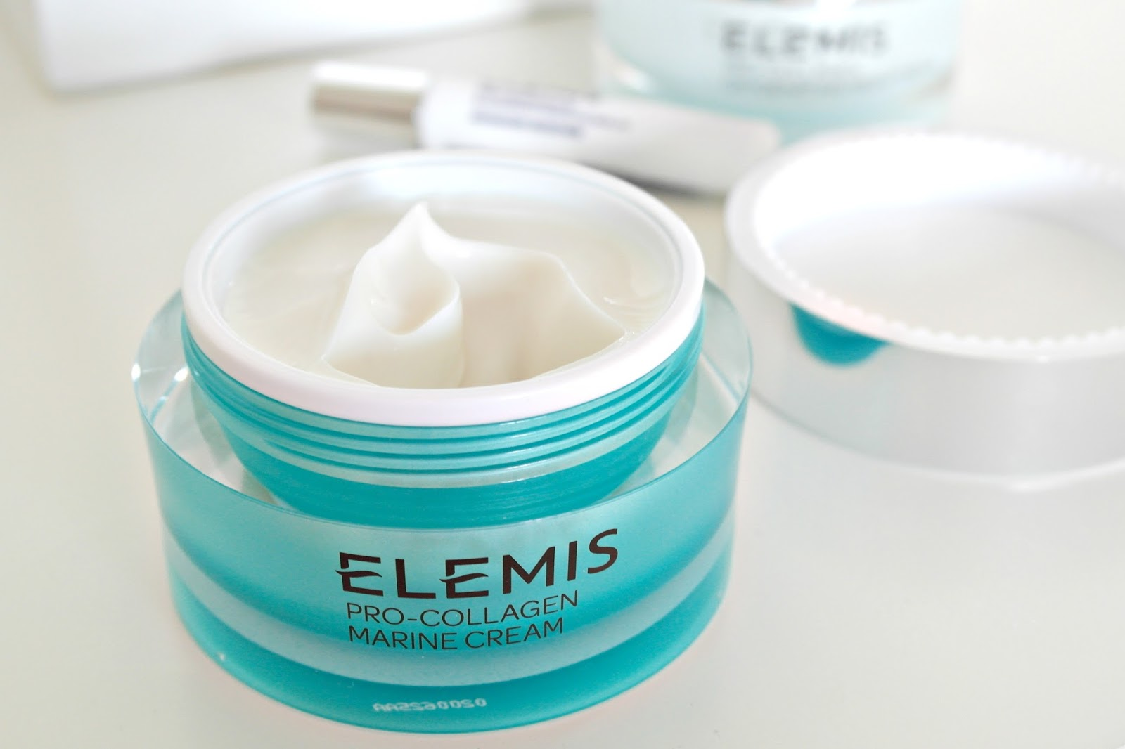 Elemis Pro-Collagen Marine Cream 100ml Review, Beauty Blog
