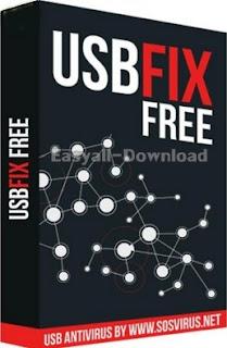 UsbFix 2016 9.017 โปรแกรมกำจัดไวรัส USB