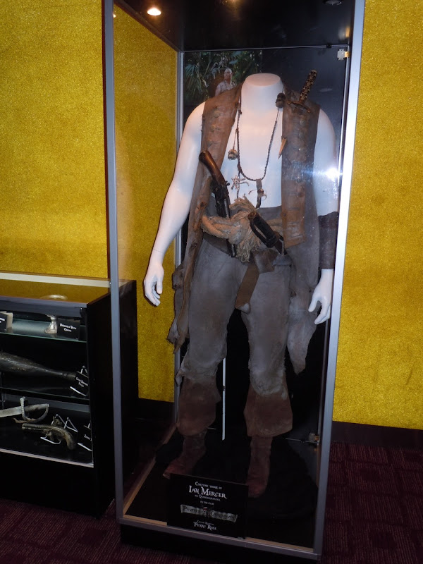 Pirates of the Caribbean 4 Quartermaster Zombie costume
