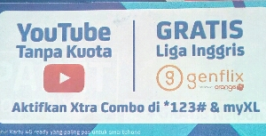 paket internet Xtra Combo