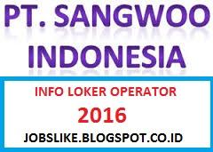 Lowongan Kerja Staff Maintenance Cikarang PT Sangwoo Indonesia
