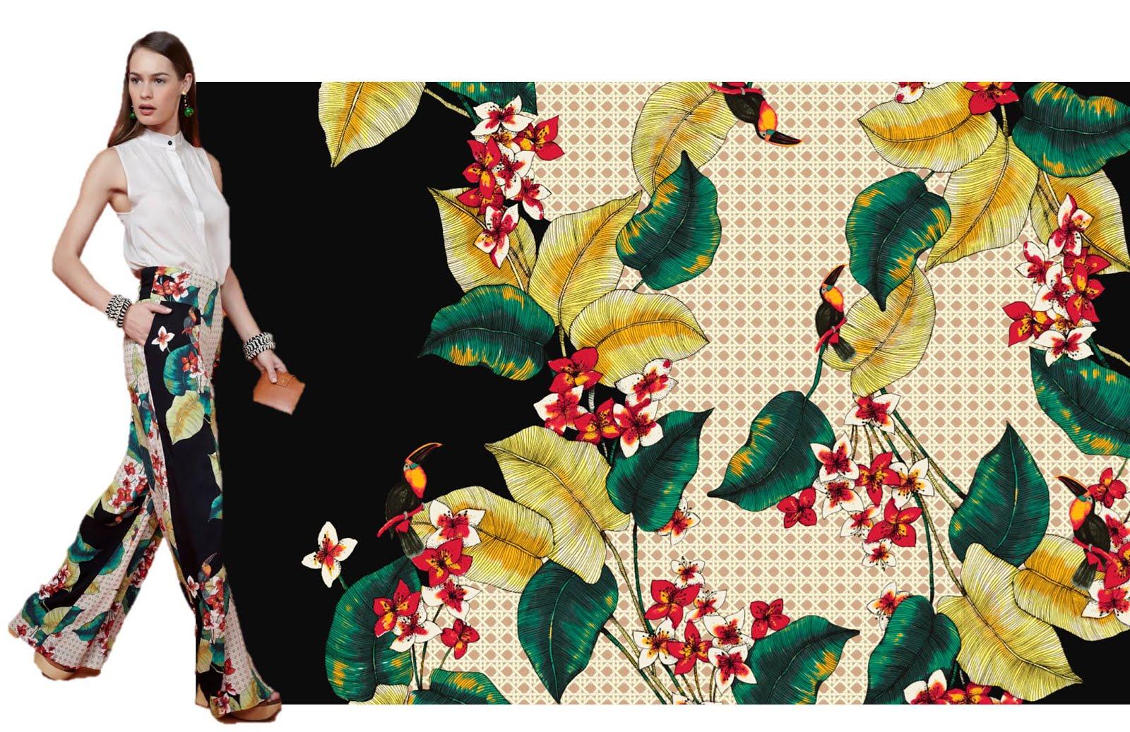 Maxi Floral - a estampa do verão 2017