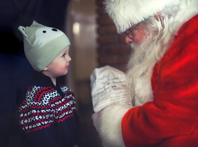 Ich schreibe Ihre Nikolaus-Rede - klicken Sie einfach