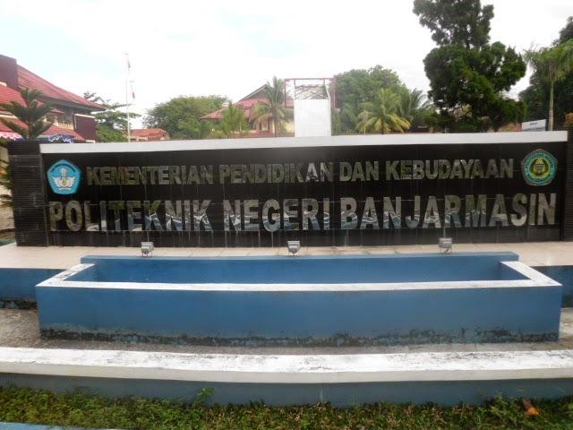 Info Pendaftaran Mahasiswa Baru (POLIBAN Politeknik Negeri Banjarmasin 2018-2019