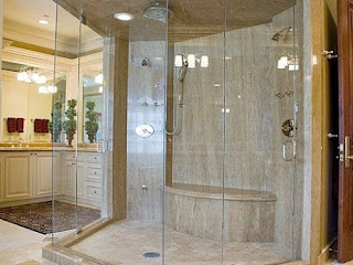 Peyton Manning House Bathroom