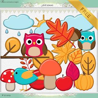 Fall elements