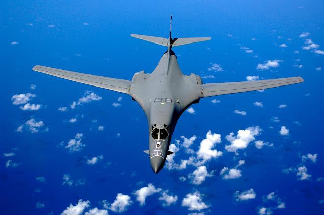 Παγκόσμιος Συναγερμός! Αμερικανικά βομβαρδιστικά στη Βόρεια Κορέα!
