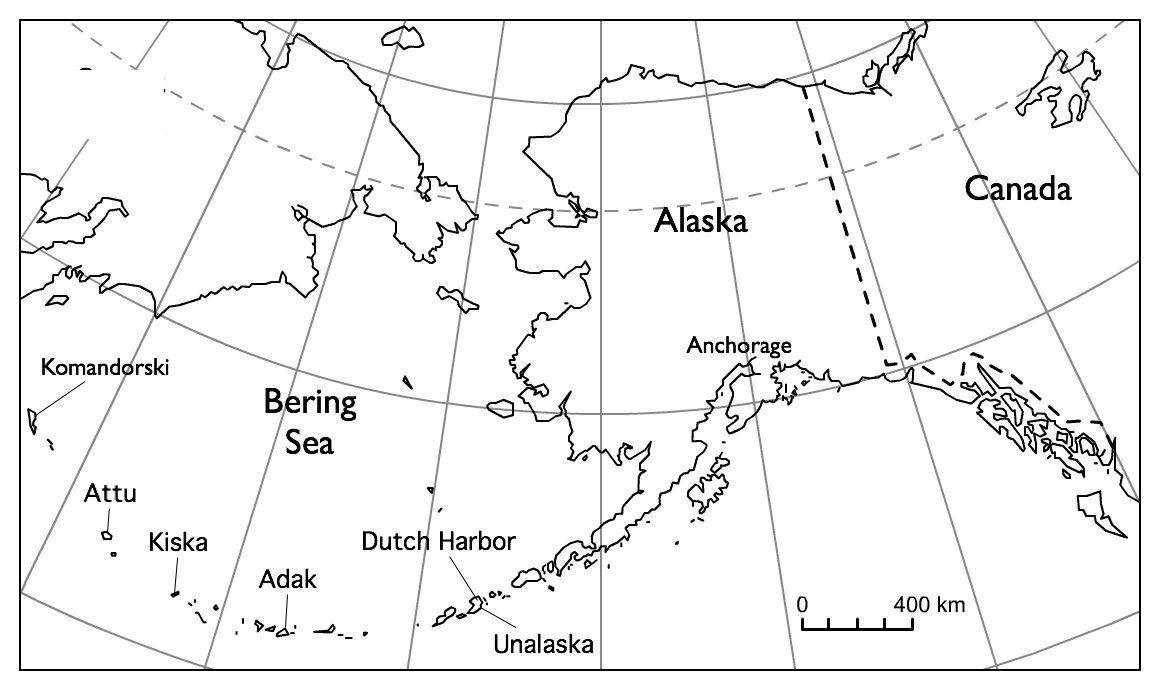Eco R Geo Magnitude 6 6 Quake Hits West Of Adak Alaska