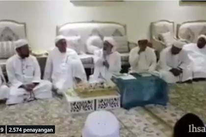 Habib Rizieq: Yang Mengganggu Saya Bukan pemerintah Saudi, Tapi…