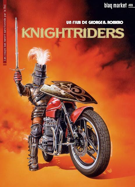Knightriders George Romero