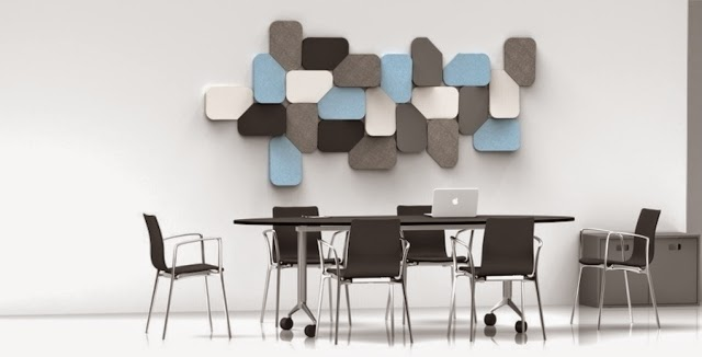 Beautiful Decorative Acoustic Wall Panels For Modern