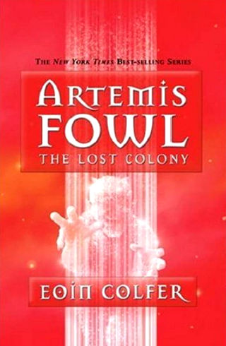 Artemis Fowl: The Lost Colony PDF