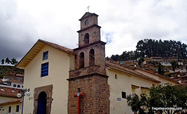 Igreja de San Blas, Cusco
