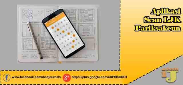 Aplikasi Scan LJK Pariksakeun