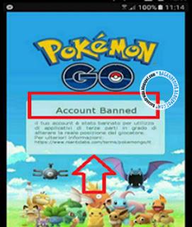 Cara Mengatasi dan mengembalikan Akun Pokemon Go Banned