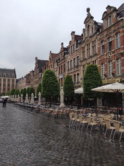 plaza en Leuven