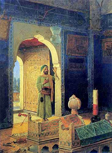 Osman Hamdi Bey - An Ottoman Empire Painter (1842-1910)