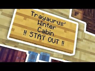 Trayaurus's minecraft christmas countdown