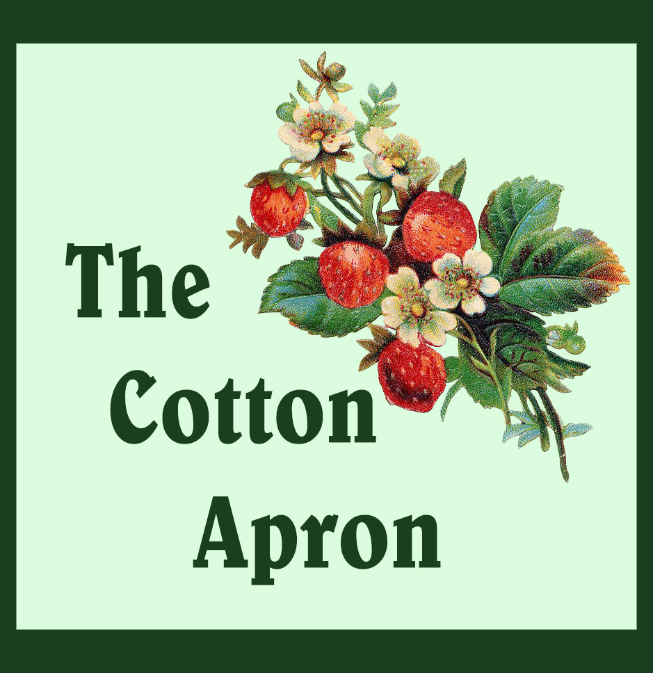 The Cotton Apron Facebook Page