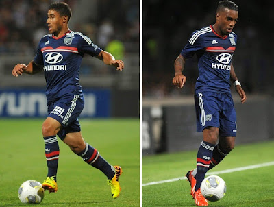 Arsenal to splash £60million on Nabir Fekir and Alexandre Lacazette