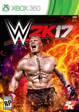 WWE 2K17 [Jtag/RGH] Free Download Full Version