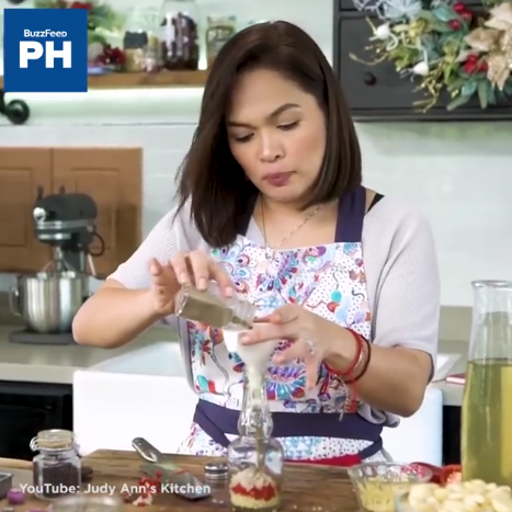 Fashion Pulis Fb Scoop Blooper Video Of Judy Ann Santos Agoncillo Cooking Goes Viral