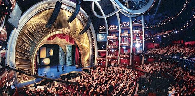 Informações sobre o Dolby Theatre em Los Angeles