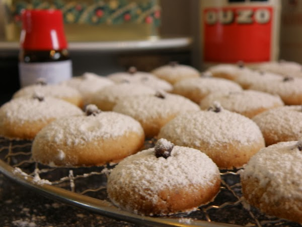 Griechische kekse rezept