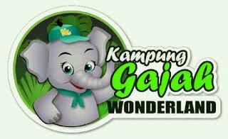 logo kampung gajah bandung