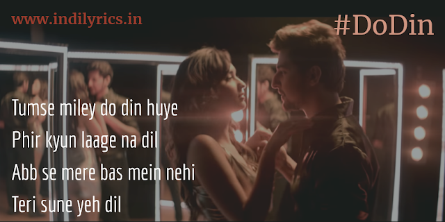 Tumse Miley Do Din Huye | Darshan Raval ft. Akanksha Sharma | Complete Audio Song Lyrics with English Translation and Real Meaning | Quotes