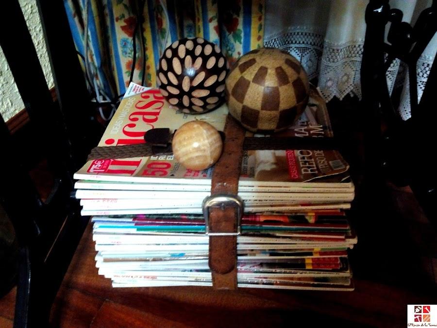 como almacenar las revistas