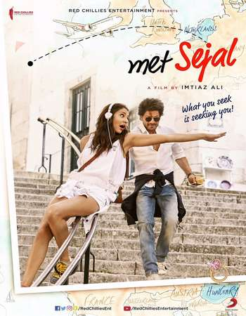 Jab Harry met Sejal 2017 Full Hindi Movie HDRip Download
