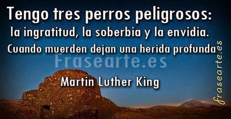 Frases célebres de Martin Luther King