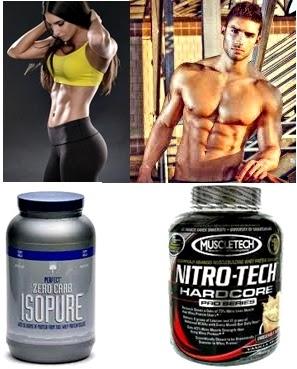 Suplementacion masa muscular