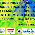 Tudo pronto para a grande final da Copa do Feijão de Ibiaporã, município de Mundo Novo