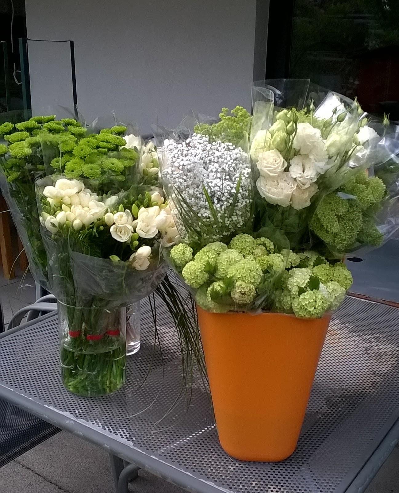 Die blumen f r die konfirmation juttas werkstatt - Blumendeko konfirmation ...